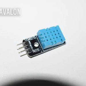 sensor humedad y temp