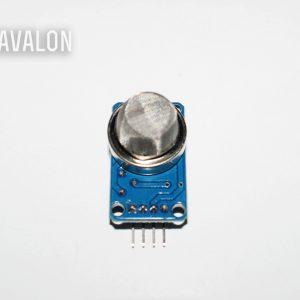 sensor gas y humo